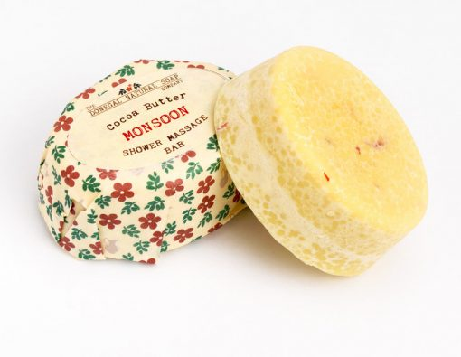 Monsoon Cocoa Butter Shower Massage Bar