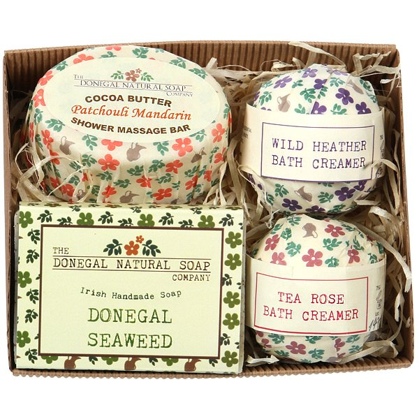Bath Creamer Pamper Set