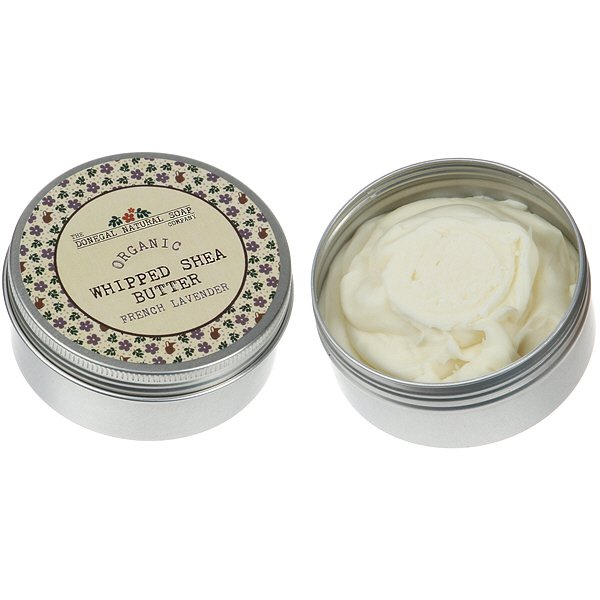 Lavender Organic Whipped Shea Butter