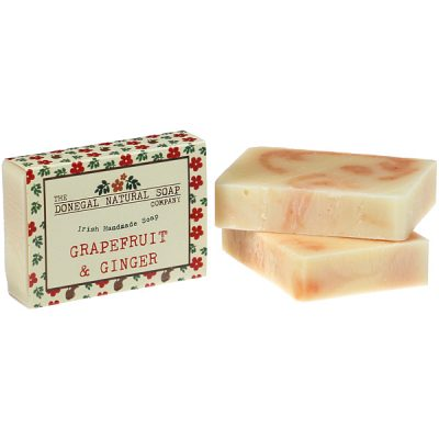Grapefruit Ginger Soap