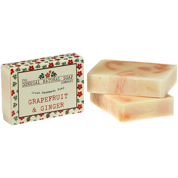 Grapefruit Ginger Soap