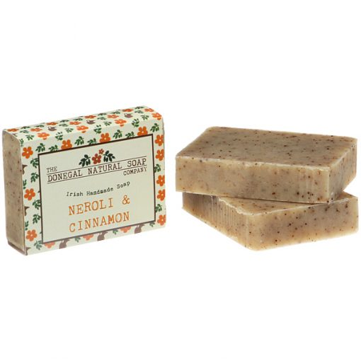 Neroli Cinnamon Soap