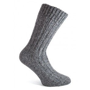 Donegal Socks | Grey