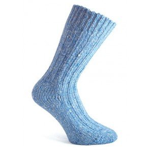 Donegal Socks | Light Blue