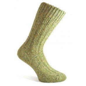 Donegal Socks | Light Green