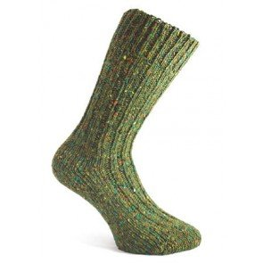 Donegal Socks | Moss Green
